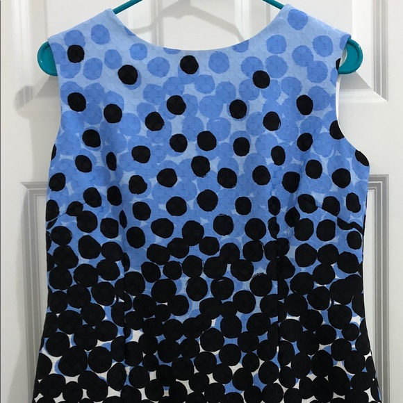 Tahari Dresses & Skirts - Polka dot Tahari dress